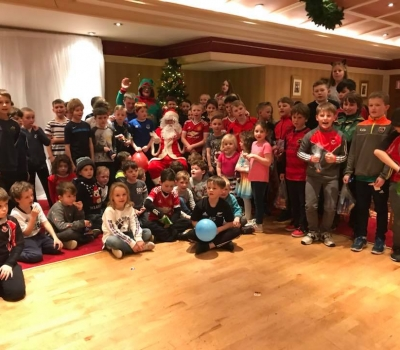 Minis Xmas party a huge hit!